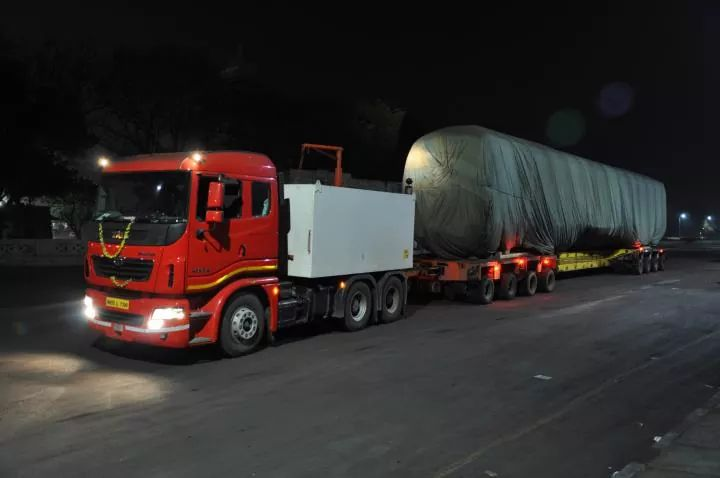 ODC Trailer Transport
